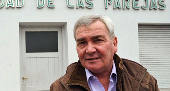 Murió anoche el intendente de Las Parejas, Heraldo Mansilla