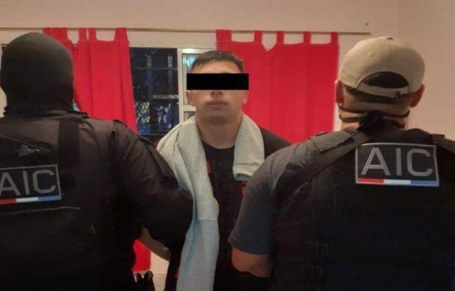 Tartita Schneider fue detenido en mayo del año pasado