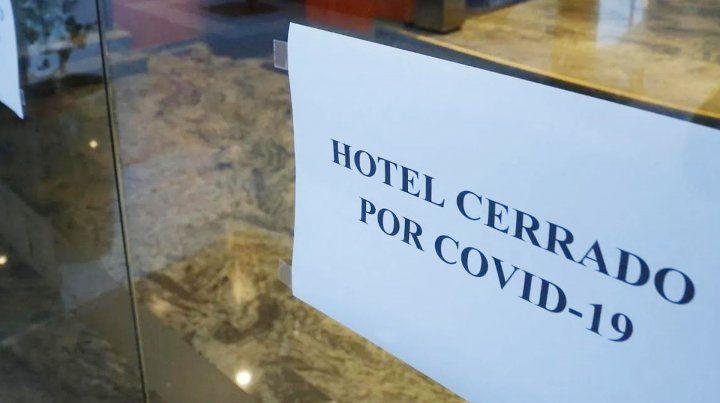 Salud pidió a hoteleros de Santa Fe ponerse a disposición para recibir pacientes