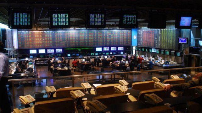 La Bolsa cayó por derrumbe global