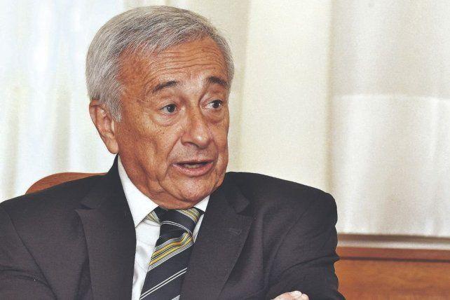 El presidente de la Corte provincial