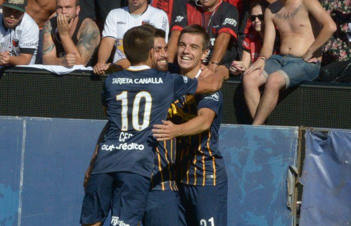 Lo Celso reconoció su felicidad por su primer gol y el triunfo