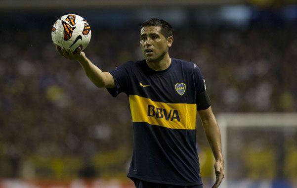 Es tuya Juan. Riquelme vuelve al equipo después de estar 15 días enfermo.