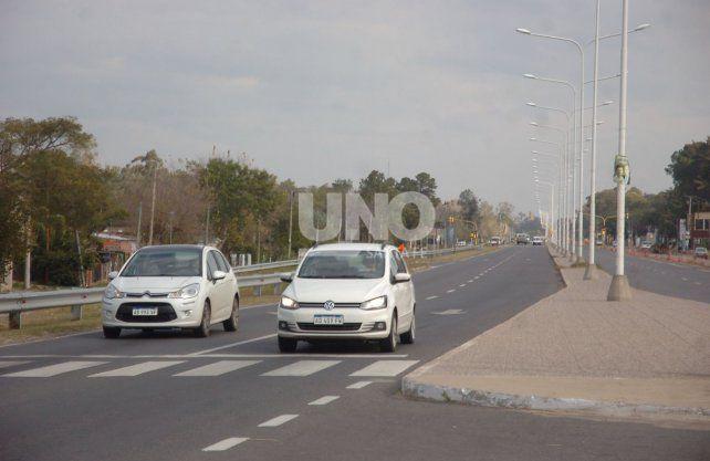 Los reiterados siniestros viales en la Ruta Provincial 1