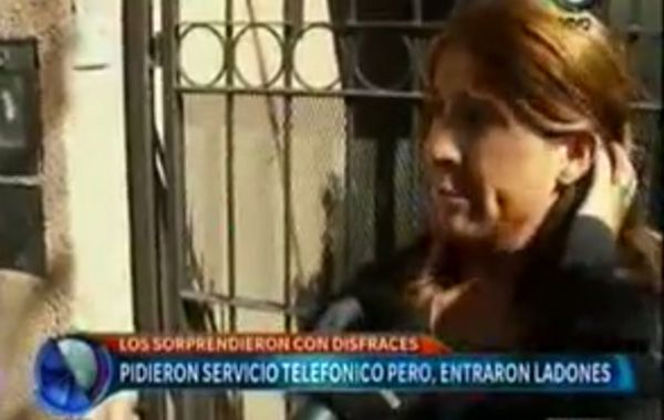 Pesadilla para una familia víctima de una entradera de falsos operarios de Telecom