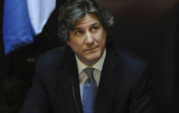 Boudou está acusado de negociaciones incompatibles con la función pública.