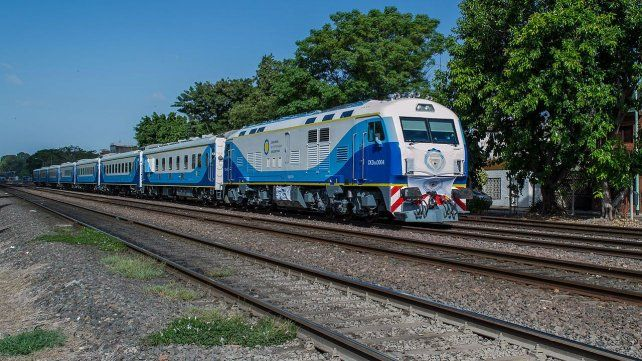 Proyectan que el viaje entre la estación Rosario Norte y Cañada de Gómez dure una hora y media.