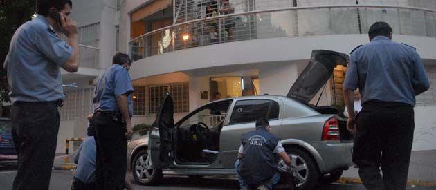 Este fue un ataque a tiros a un empresario ocurrido en 2009 en el mismo lugar del caso de ayer. (Foto: Francisco Guillén)