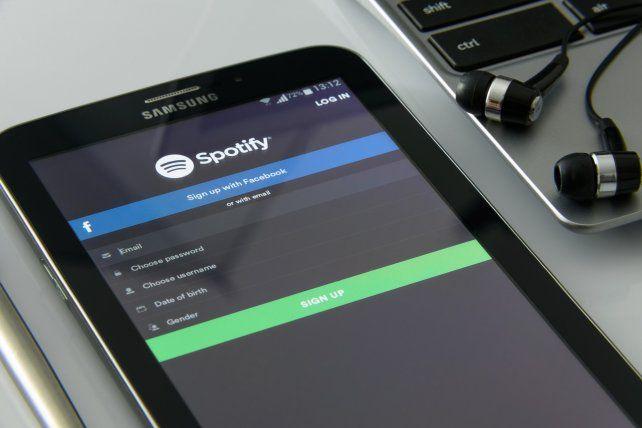 Novedades en Spotify: se vienen los audiolibros y las stories