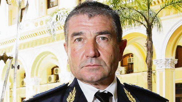 El comisario general Néstor Roncaglia defendió su gestión.
