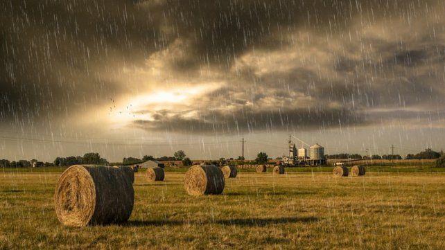 A cielo abierto. La actividad agropecuaria será impactada por el clima.