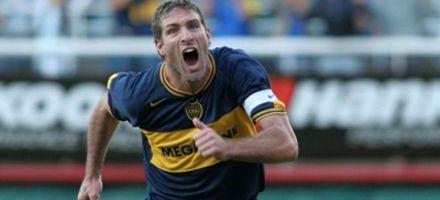 Boca le renovará el contrato a Martín Palermo por un año