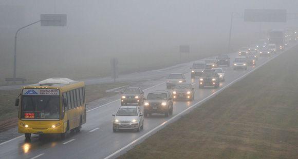 Se abrió el tránsito en las autopistas pero continúa el alerta vial y el pedido de precaución