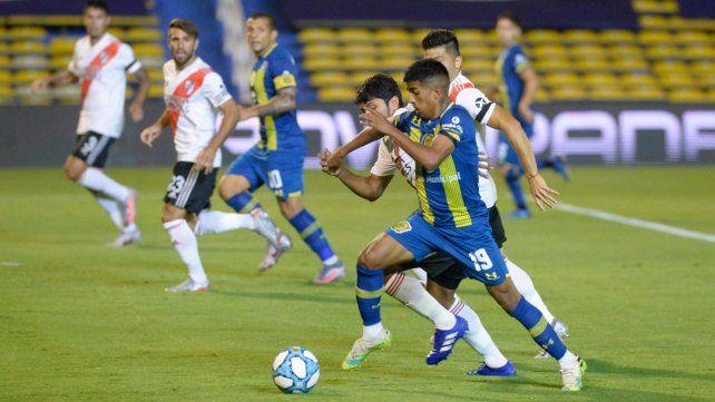 Pupi Ferreyra fue una de las apuestas del Kily González.