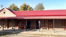 El centro de capacitación en innovación tecnológica funcionará en la vieja estación del ferrocarril.