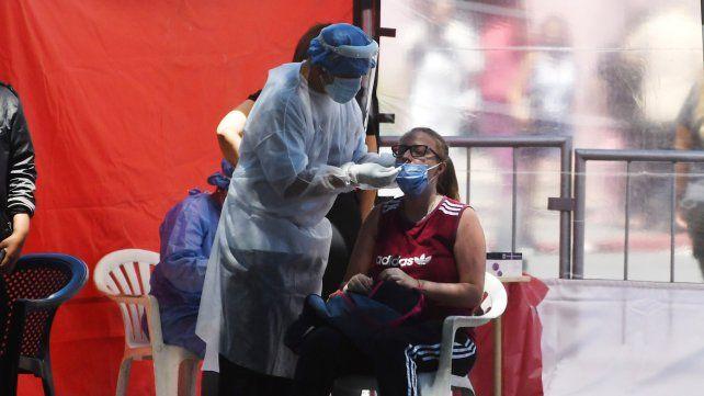 Hubo 13.835 nuevos contagios de coronavirus en Argentina y 146 muertes