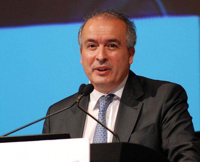 El ex secretario de Obras Públicas José López.