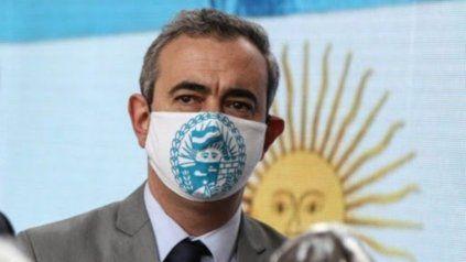 El intendente Pablo Javkin criticó duramente a la ministra de seguridad Sabina Frederic..