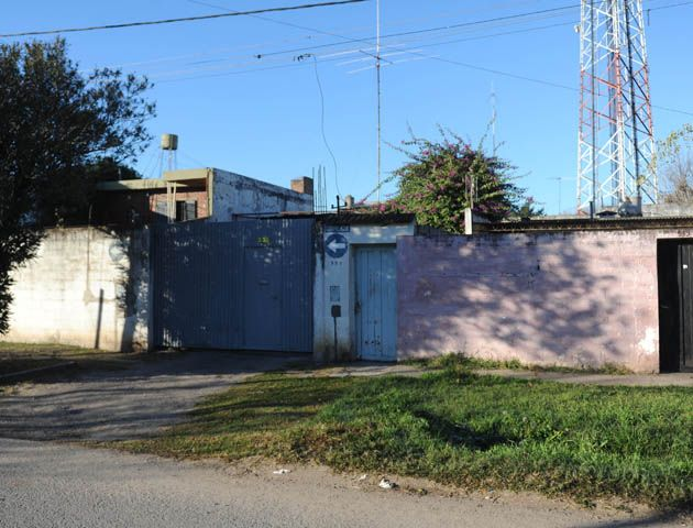 Los hechos se sucediron en una casa de Capoulicán al 500. (Foto: A. Celoria)