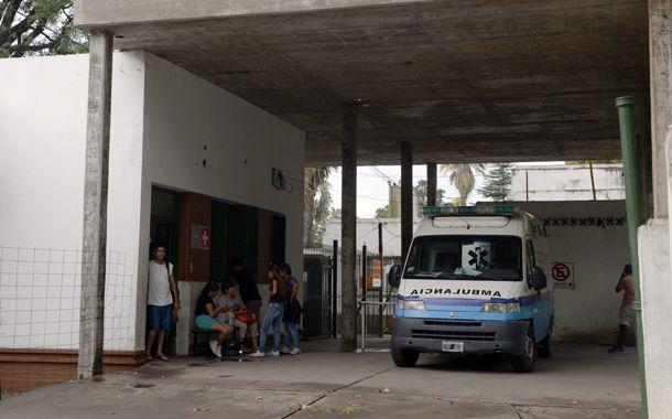 Nahuel Gabriel Delay tenía 19 años y vivía en la zona sudoeste. Falleció en la guardia del hospital Carrasco. (Foto: C. Mutti Lovera)