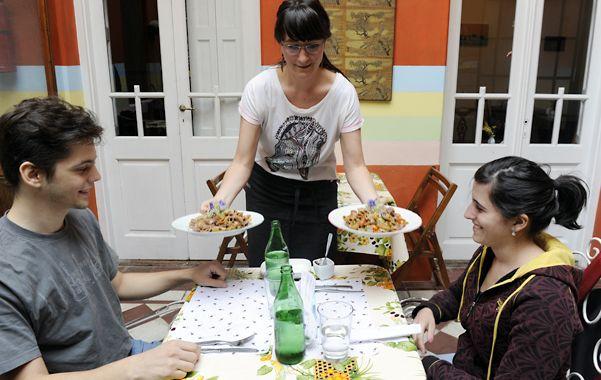 El espectro de platos verdes es amplio