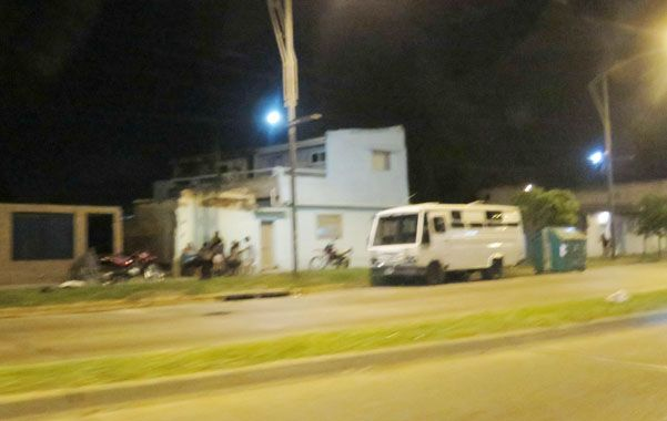 El crimen ocurrió el domingo a la madrugada en Oroño al 4500 bis.