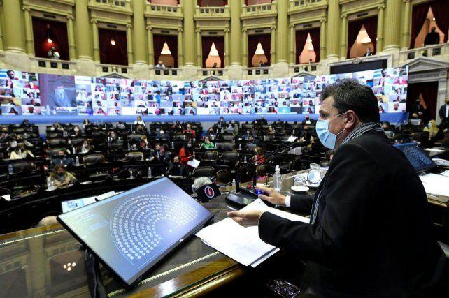 Massa: La incomprensión de un sector no va a detener el funcionamiento de la democracia argentina