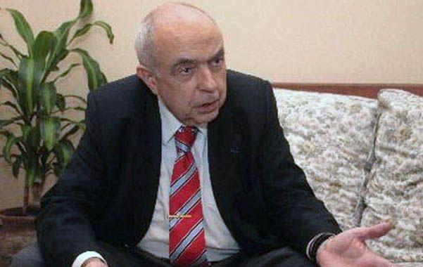 El señor magistrado. Federico Domínguez
