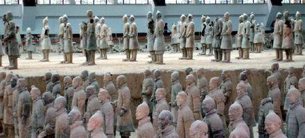 China: los hombres de barro