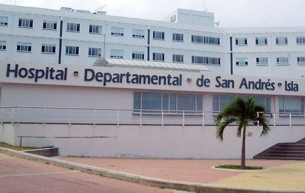 Angustioso. El hospital donde fue operado y quedó internado Luciano Narcisi