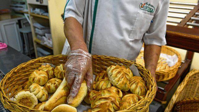 El kilo de pan se ubicará entre 150 y 170 pesos en Rosario a partir de la semana venidera.