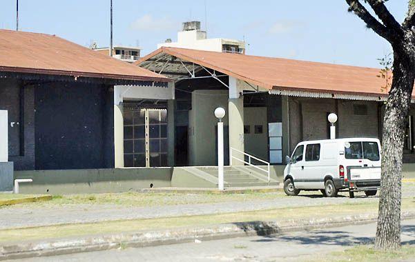 Discusion fatal. Rodrigo Calderón discutió con otro joven que también cuidaba autos cerca del Patio de la Madera.