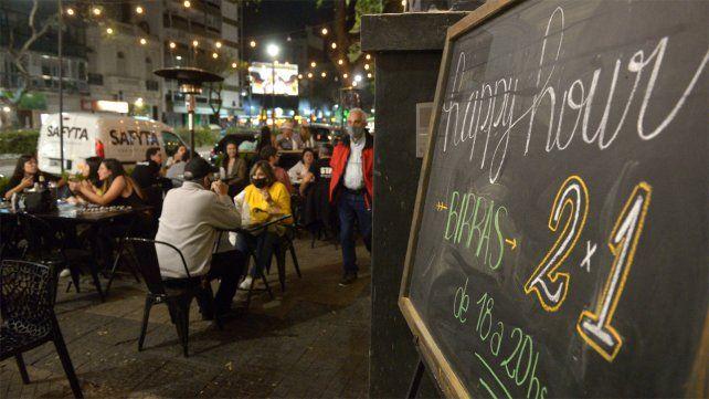 La extensión horaria venía siendo reclamada por los empresarios gastronómicos