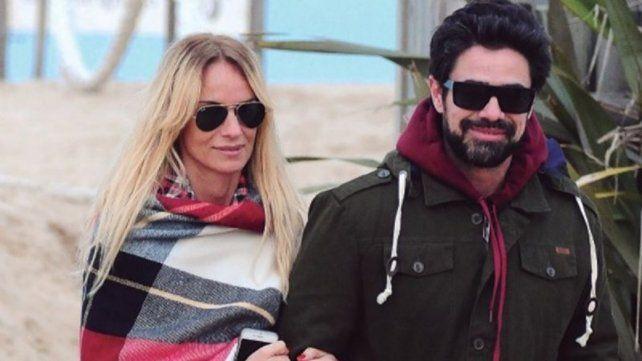 Fin de amor. Sabrina Rojas y Luciano Castro acordaron separarse. El actor habría dejado la casa que compartía con su mujer.