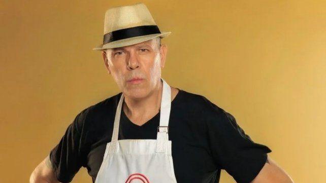 Hernán Montenegro, el ex basquetbolista que es la revelación de Master Chef Celebrity