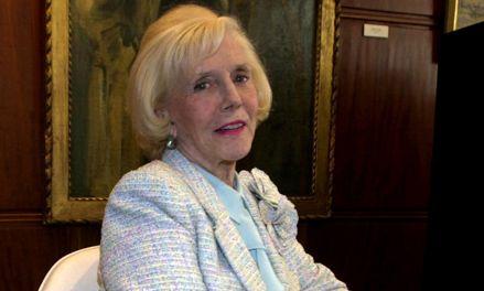 Murió Amalia Lacroze de Fortabat, la mujer más rica de la Argentina