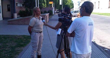 La GUM participó de un documental para la TV de Brasil