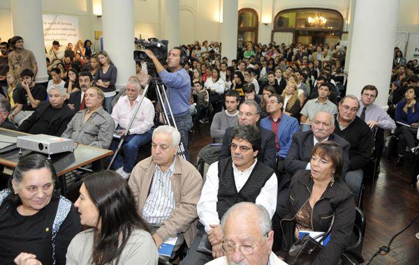 El debate sobre el Código Civil y Comercial será en sede de gobierno de la UNR.