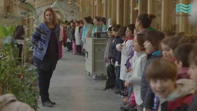 La historia de la escuela sustentable de Mar Chiquita es una de las que se cuentan en el documental.