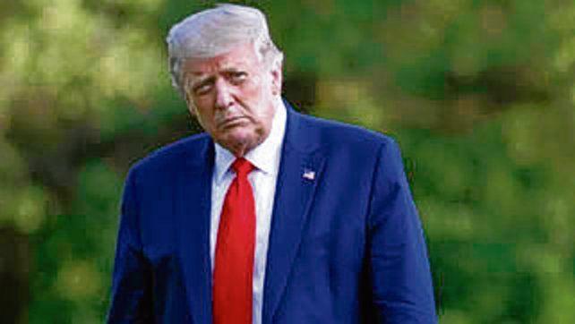 Trump nunca dio a conocer sus declaraciones impositivas