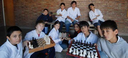 El ajedrez escolar como propuesta de inclusión