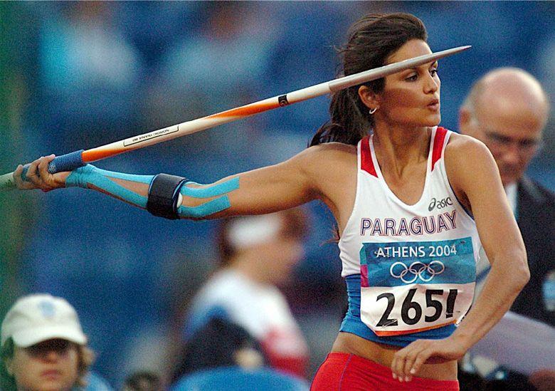 La más linda de los Juegos Olímpicos es una deportista paraguaya