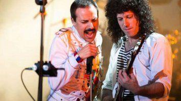 Francisco Calgaro (derecha) fue el guitarrista de la banda por 20 años.