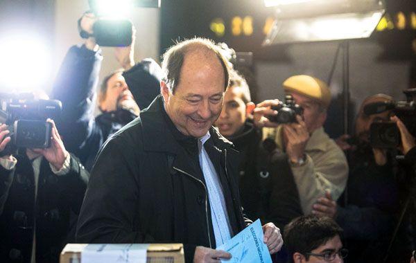 Ernesto Sanz fue señalado como el mariscal de la derrota de la Unión Cívica Radical.