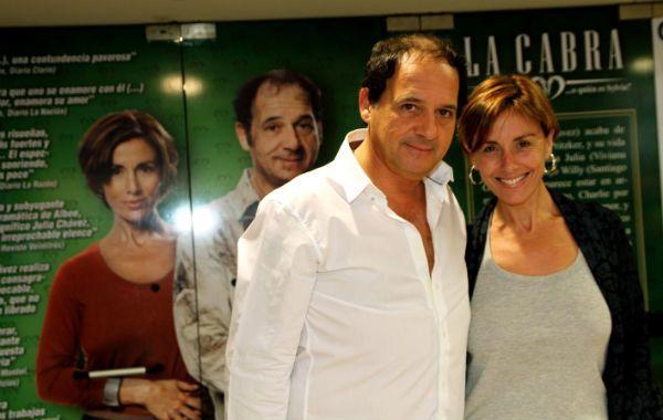 Julio Chávez debuta hoy al frente del elenco de La Cabra.