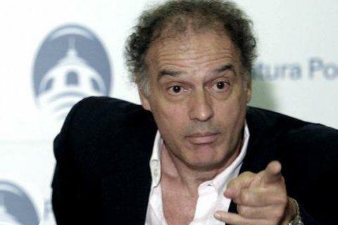 Ibarra. Ex jefe de Gobierno.