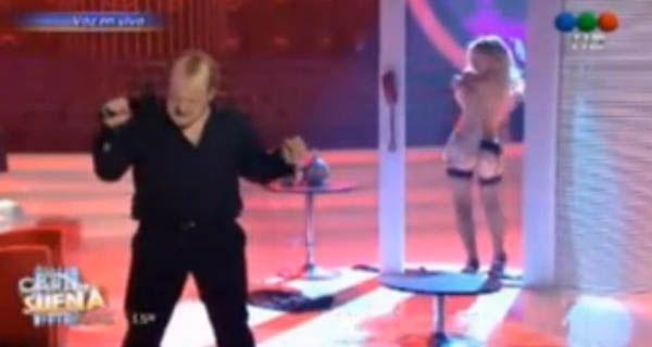 Un striptease para el infarto de Rocío Guirao Díaz