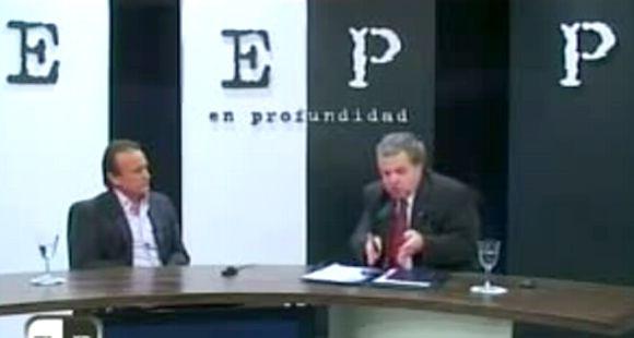 Miguel Del Sel asegura que está a un punto de Antonio Bonfatti y arriba de Agustín Rossi