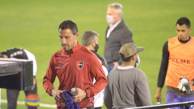 La nueva lesión de la Fiera Rodríguez abre interrogantes sobre su futuro en Newells y como jugador.