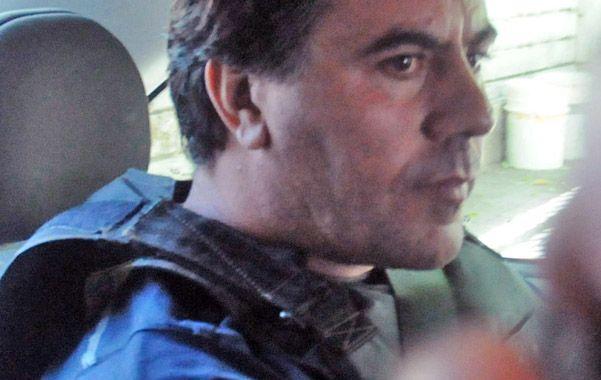 En prisión. Ascaíni está preso en Melincué por venta de estupefacientes.